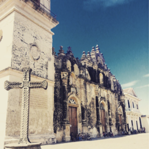 Nicaragua Field Guide Church in Leon