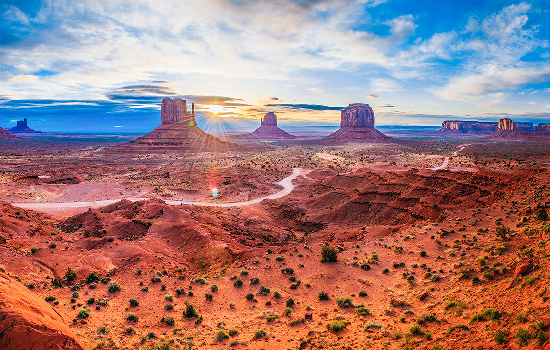Photo of Monument Valley, Arizona