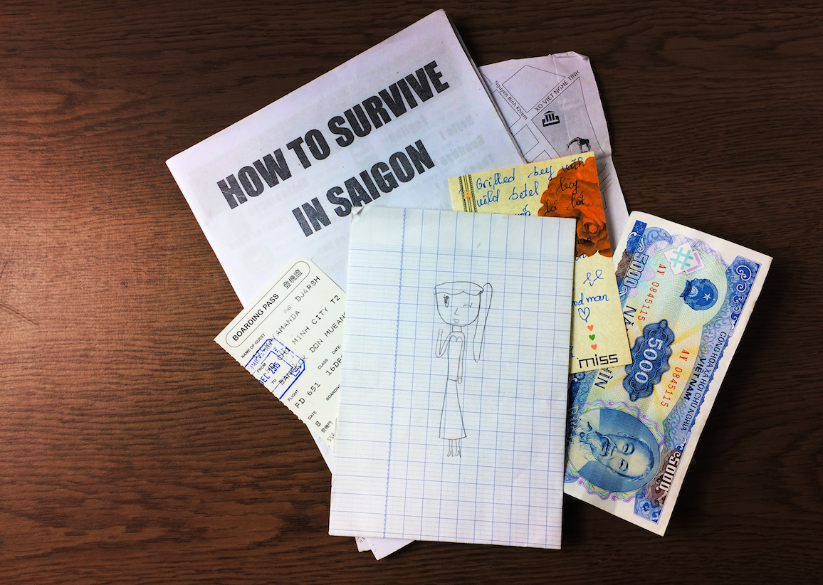 Passport, Money and Notes