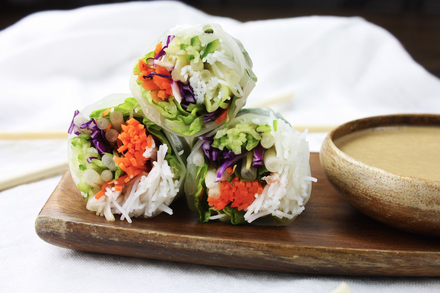 Image of Spring Rolls for Recipe
