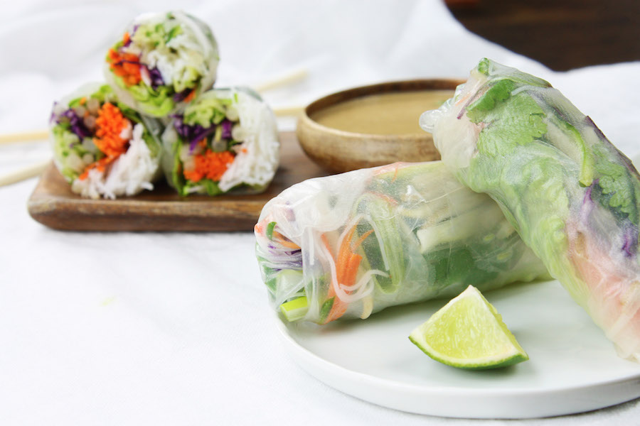 Image of Spring Roll Recipe