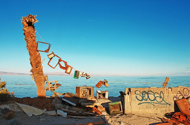 Image of Bombay Beach near Salton Sea