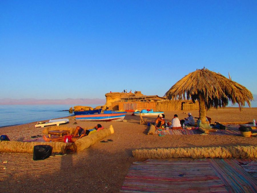 Ras Shitan Egypt Moon Camp