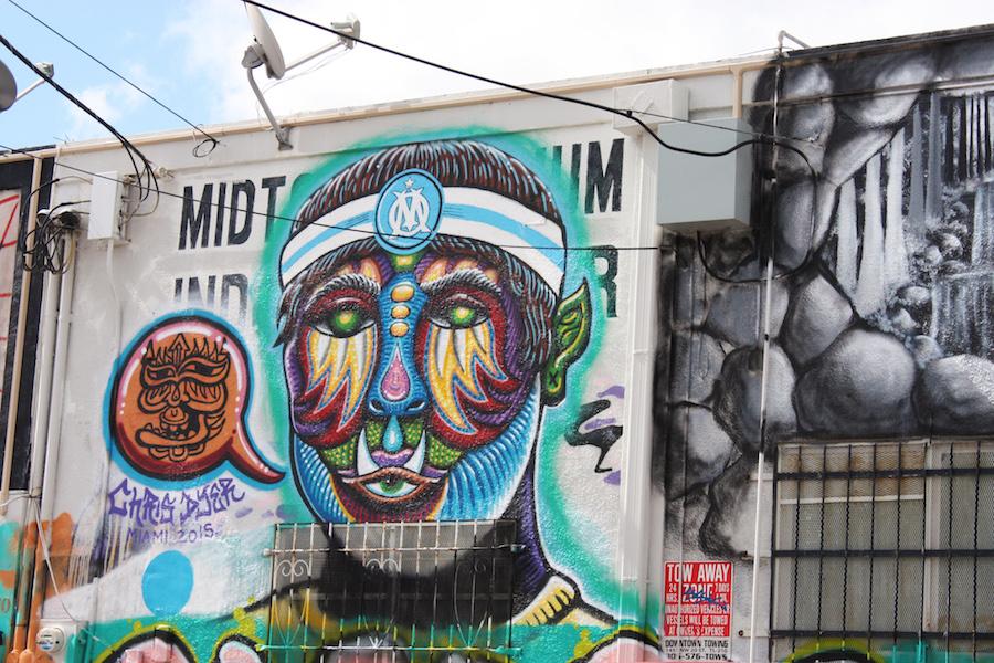 Wynwood Walls : Art Murals in Miami | The Wander Theory