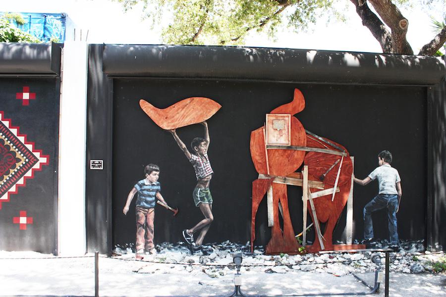 wynwood walls art murals in miami the wander theory