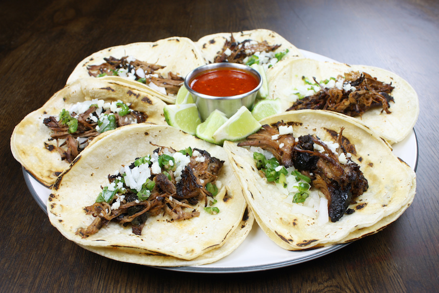Authentic Beef Street Tacos