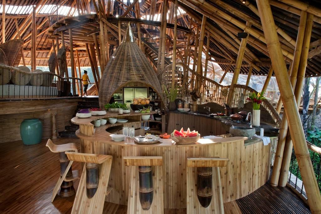 Bali Bamboo Palace