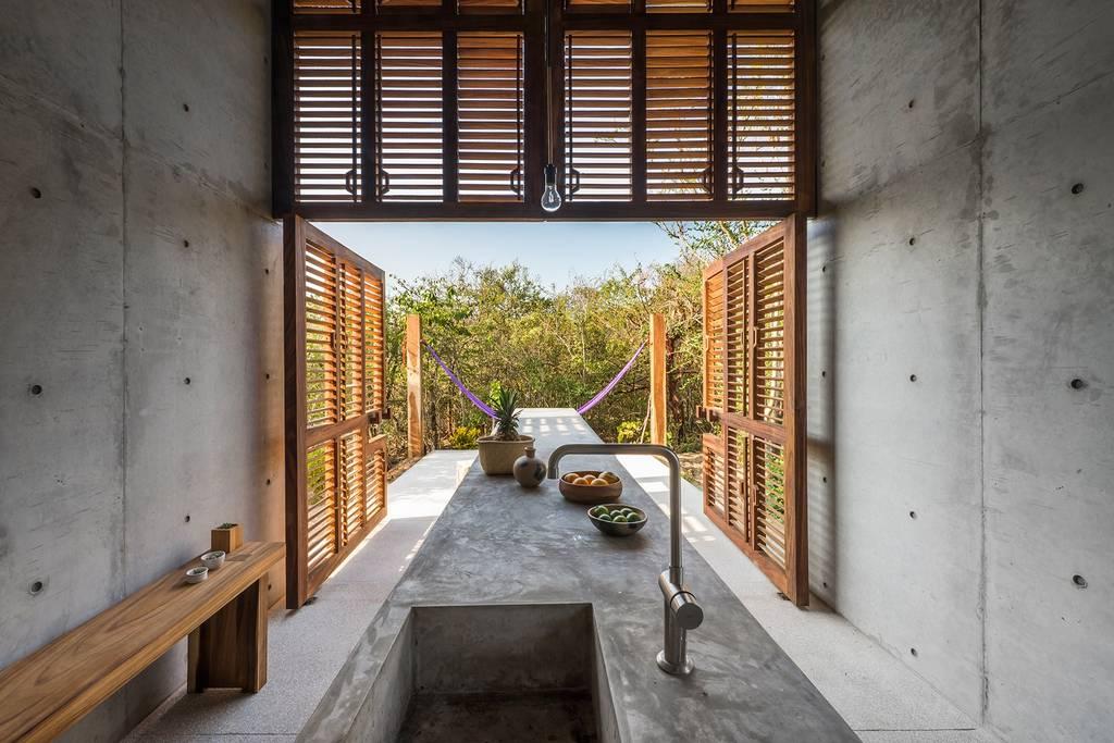 Tiny House Puerto Escondido Mexico