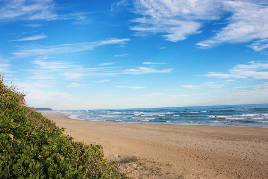 Wilderness South Africa Beach View