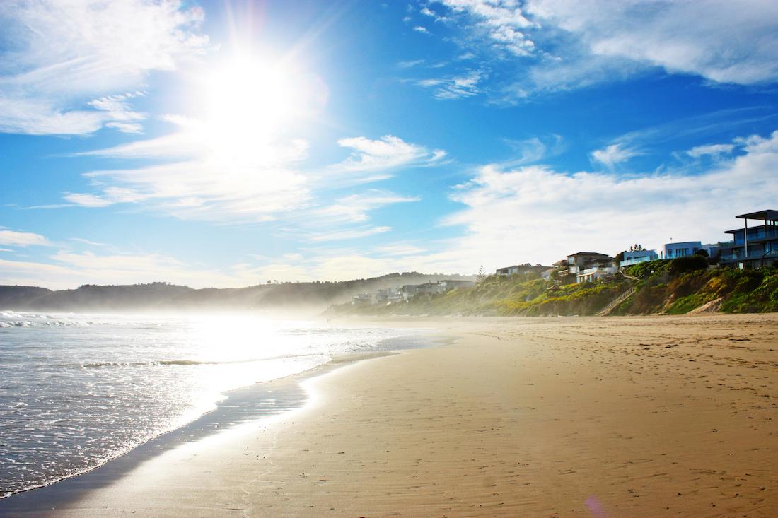 Wilderness South Africa Beach Sunset
