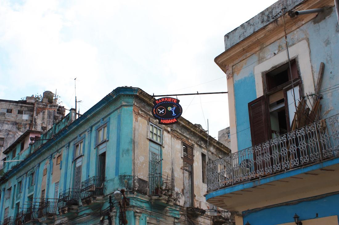 Havana Cuba Neon Bar Sign