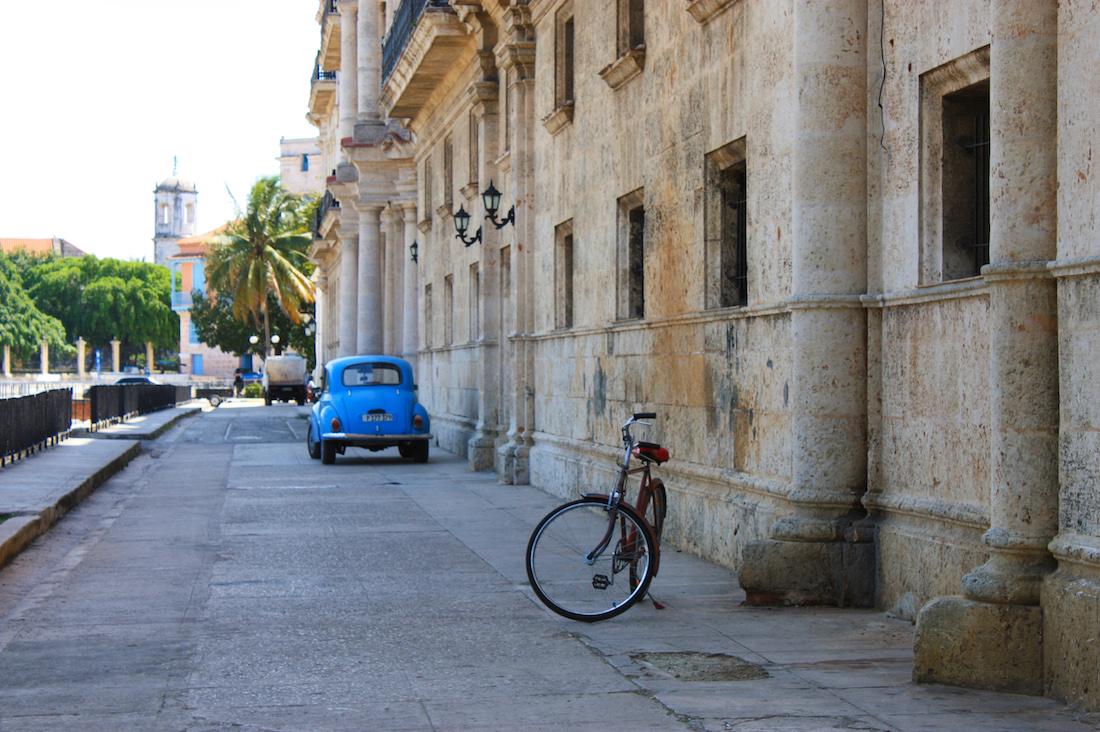 Bicycle Havana Cuba