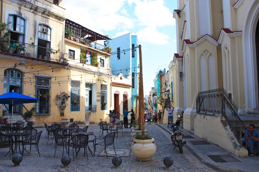 Havana Cuba Cafes