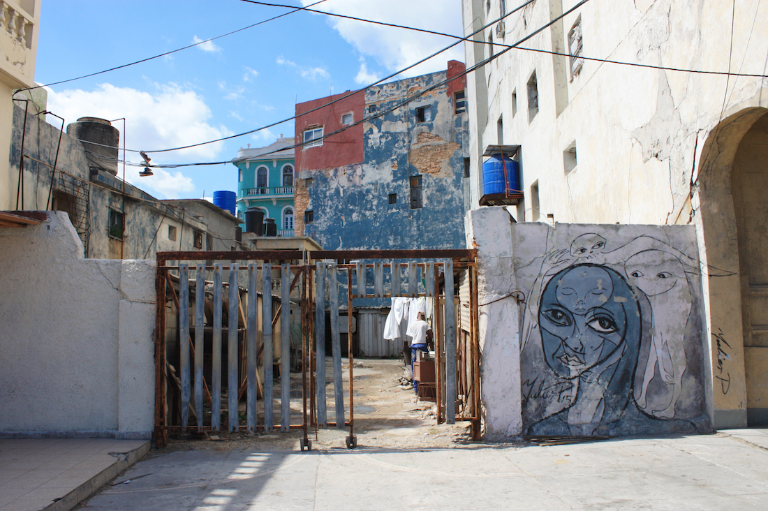 Havana Cuba Grafitti
