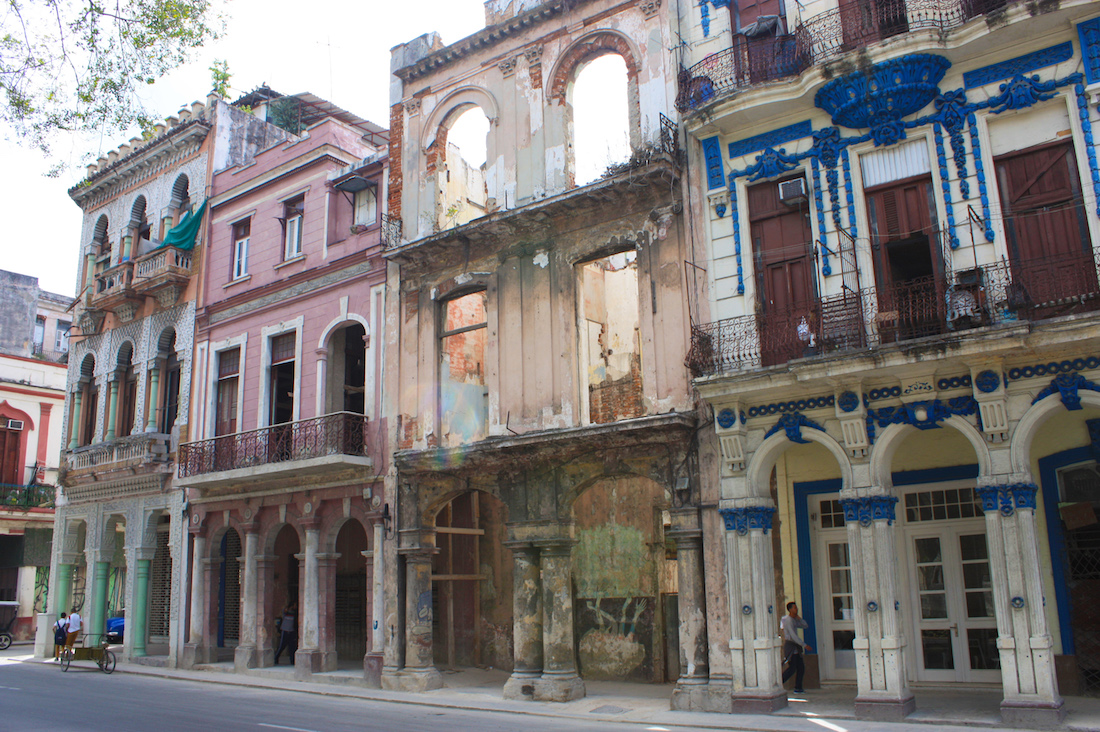 Havana Cuba Urban Decay