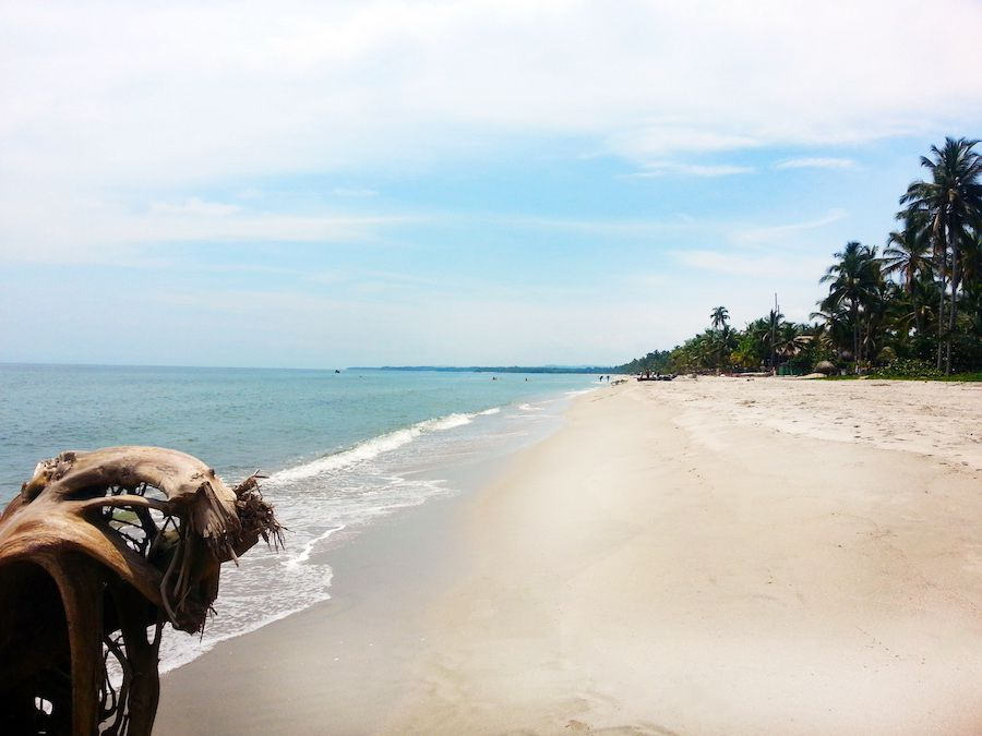 Palomino, Colombia Beach