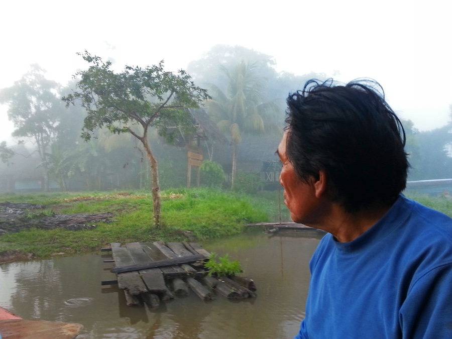 Peruvian Amazon Shaman Travel Story