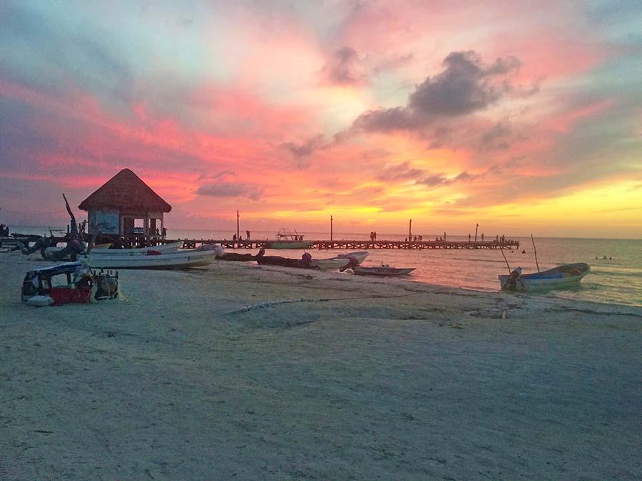 Holbox Island Sunsets