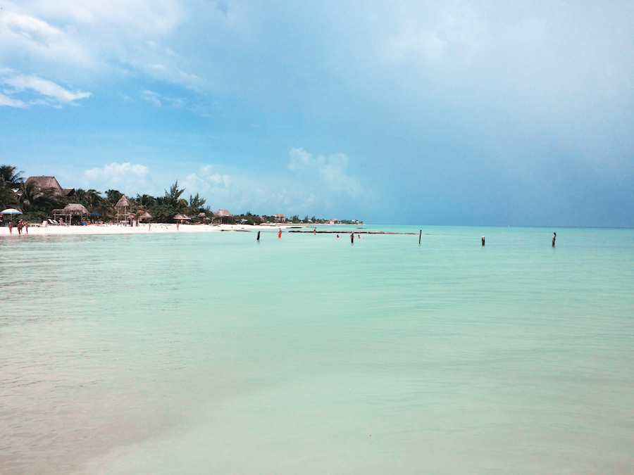 Holbox Island Beach