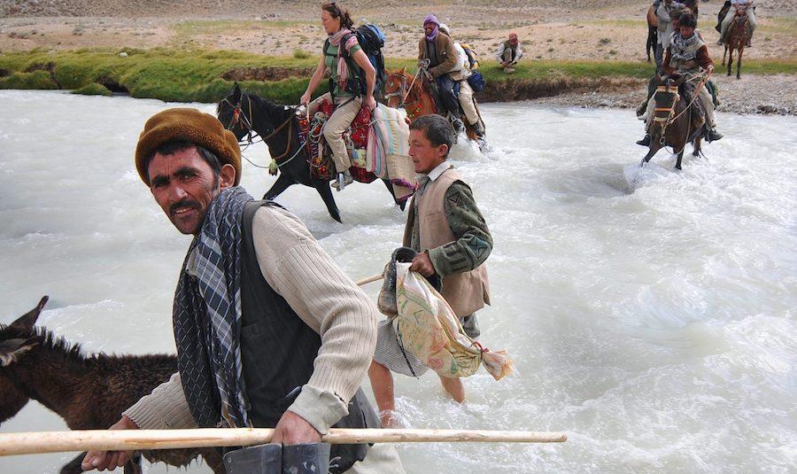 Trek Wakhan Corridor in Afghanistan