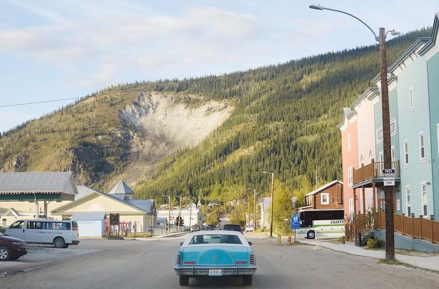 Dawson City Canada