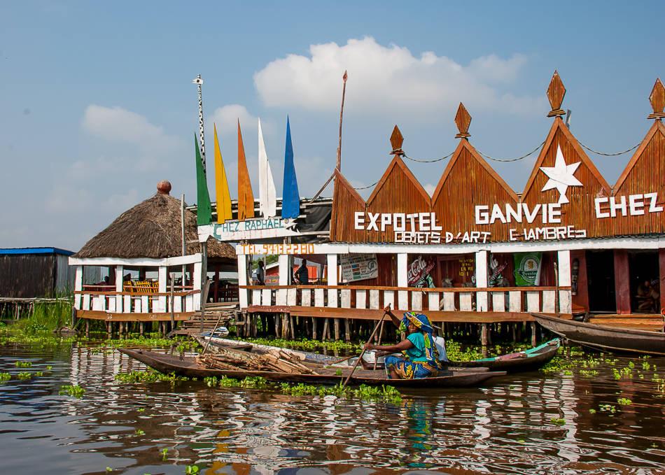 Ganvie Village Africa