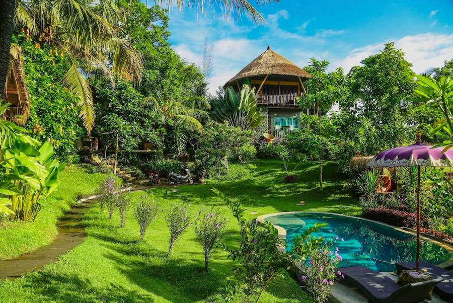 Bali Treehouse AirBnB
