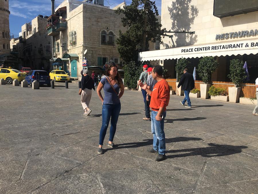 Palestine Square