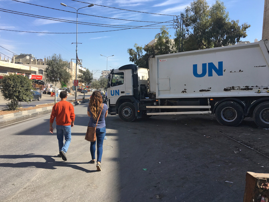 United Nations in Palestine