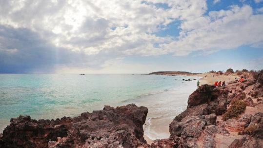 Elafonisi Island, Crete, Greece