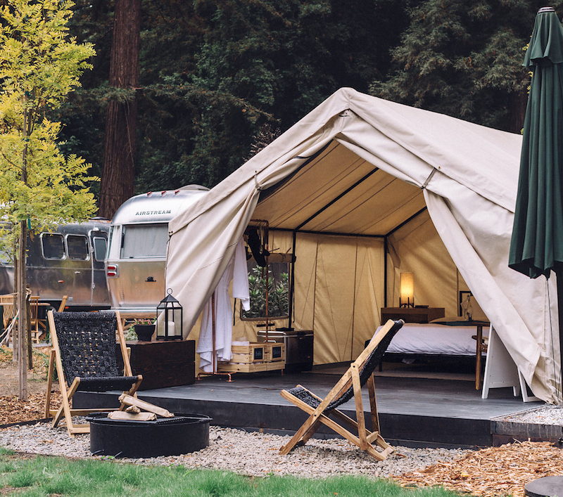 Autocamp Glamping California