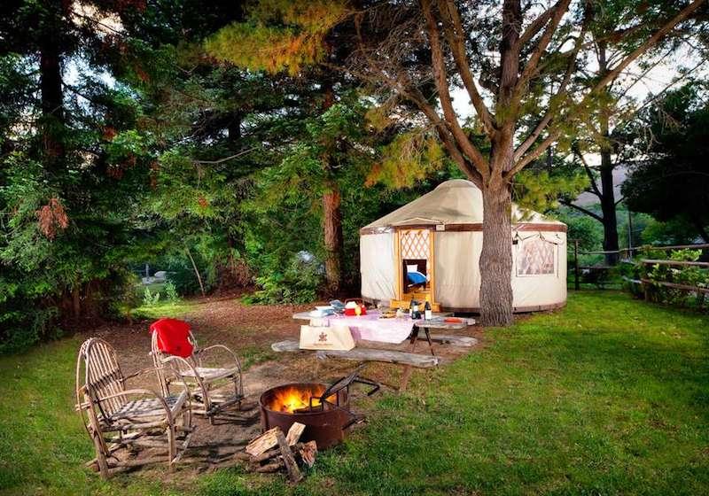 El Capitan Yurt