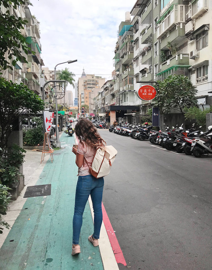 Taipei The Wander Theory
