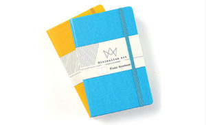 Classic Journal Notebook Blank Pages