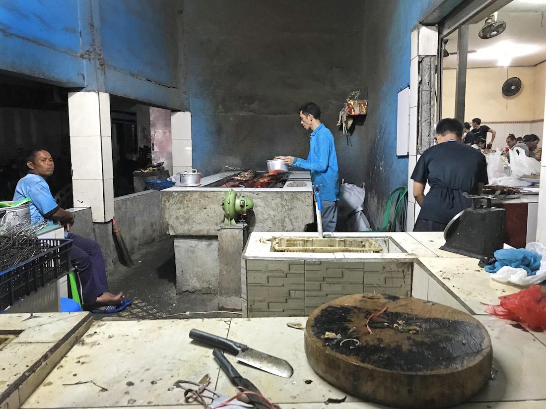 Jimbaran Warung Fish Market