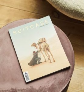 Suitcase Magazine Nostalgia Issue