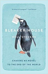 Bleaker House by Nell Stevens Book CLub