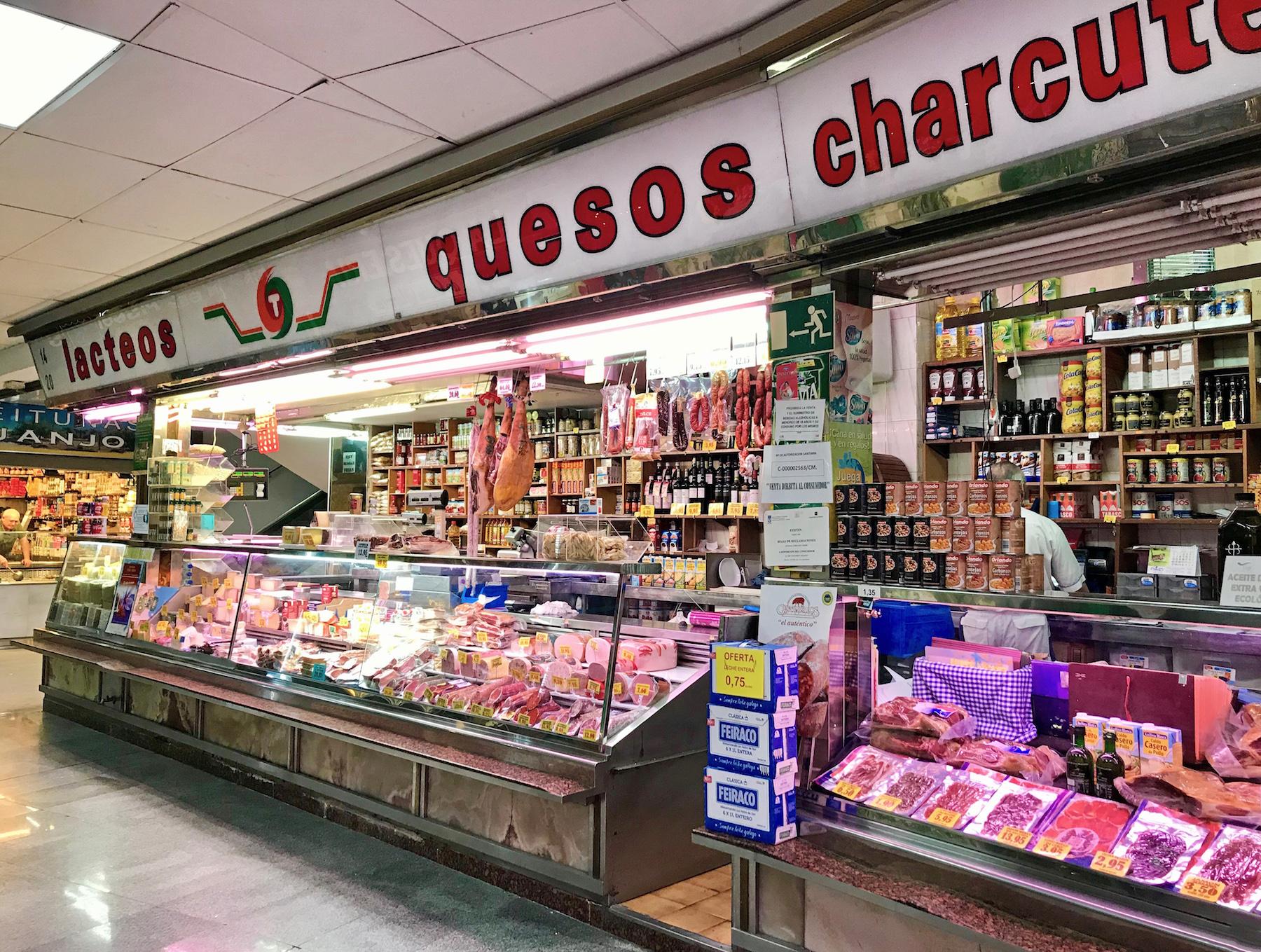 Mercado Antón Martin