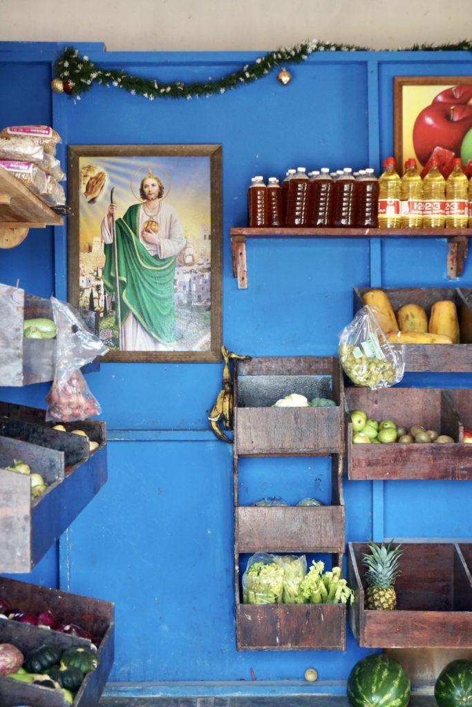 Holbox Fruit Market