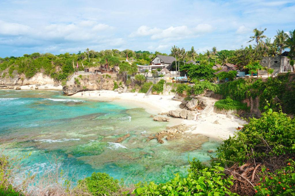 Ceningan Island Indonesia