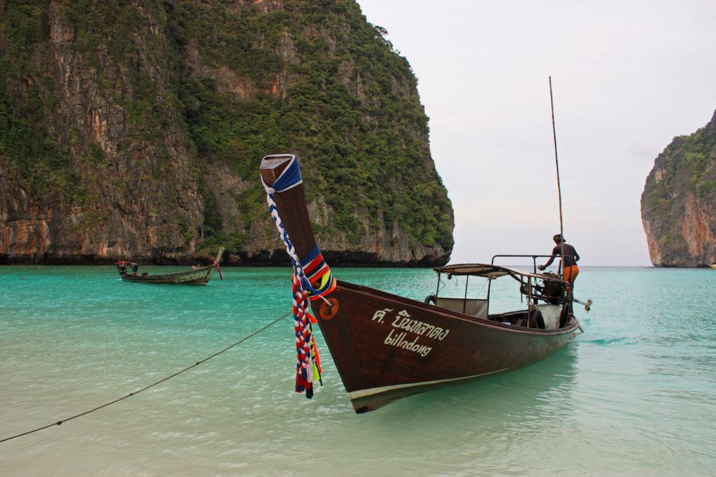 Maya Bay Beach Thailand