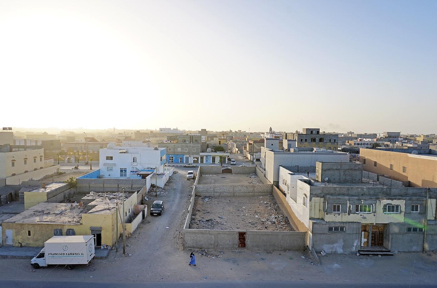Sahara Desert Nouadhibou