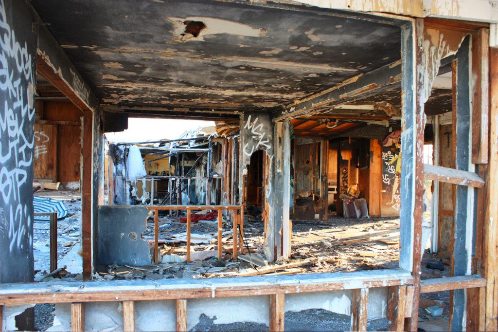 Salton Sea Decay House