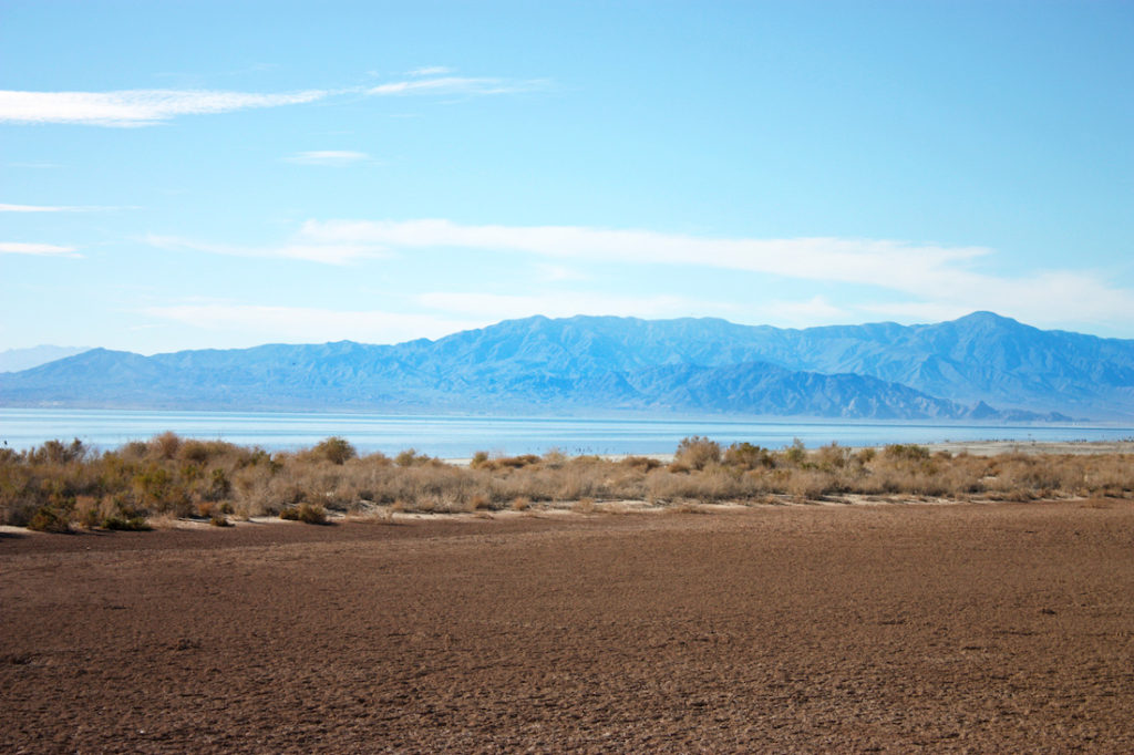 Salton Sea Mountain