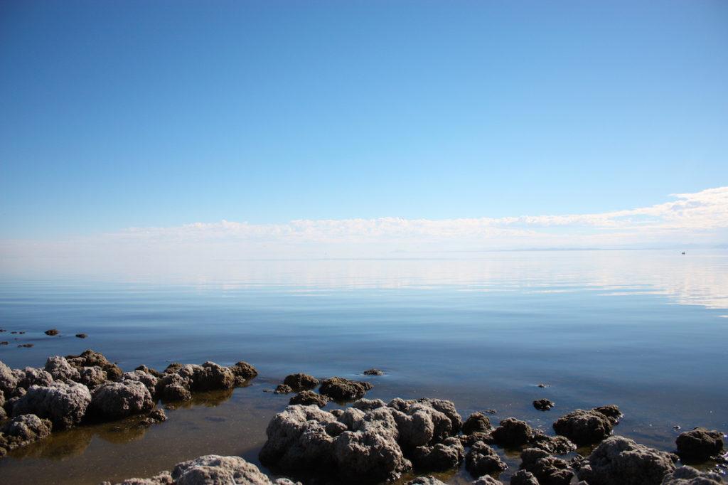 Salton Sea Serene Landscape