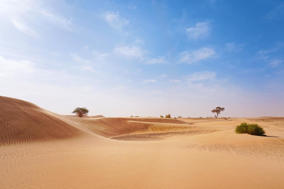 Desert Sands Mauritania