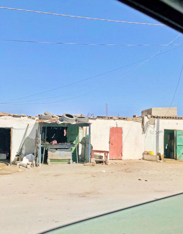 Meat Market Nouadhibou